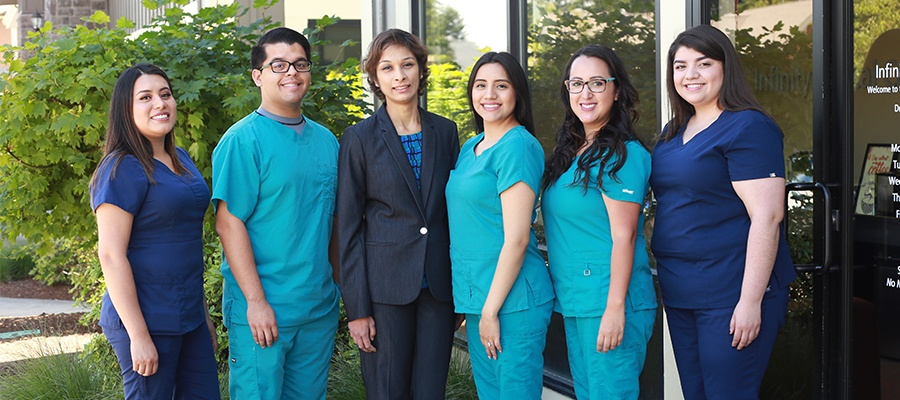 Meet Our Hillsboro Dental Team | Infinity Dental Care